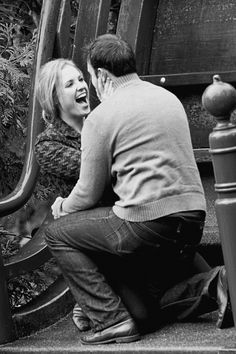 Love should be sweet & full of laughter.