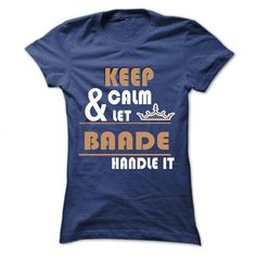 BAADE T-Shirts, Hoodies (19$ ===► CLICK BUY THIS SHIRT NOW!)