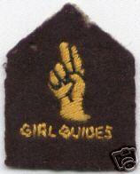 Golden Hand (Brownie 1st Class)