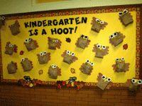 Owl-Fall-Bulletin-Board