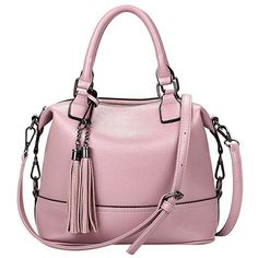 GET $50 NOW | Join RoseGal: Get YOUR $50 NOW!http://www.rosegal.com/tote/stylish-tassels-and-solid-color-design-tote-bag-for-women-525525.html?seid=7337527rg525525