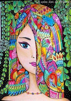 Amazone Coloriage Zen Outdoor Metal Wall Art, African Art Paintings, Pattern Photography, Indian Folk Art, Tropical Art, Afro Art, Indigenous Art, Whimsical Art, Portrait Art