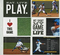 Pocket Pages™ Sports