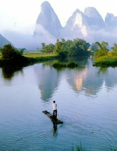 Guilin,China: very special. If you like Guilin. You will LOVE Yangshu