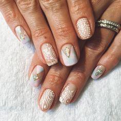 The Pretty Nails (thisisvenice:   Celine @clinesbox, YOU GOT PIMPED...)