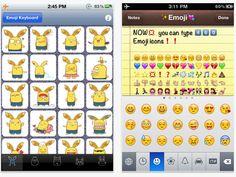 FREEbie: All New Emoji For iPad/iPhone App!