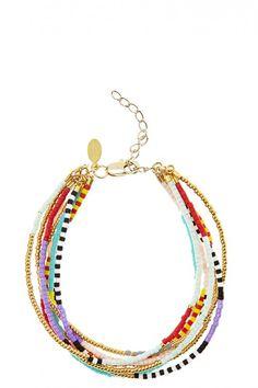 Inspiration - Bracelet ethnique