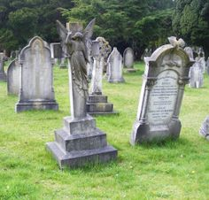 Wimborne Road Cemetery 5 by LadyxBoleyn on deviantART