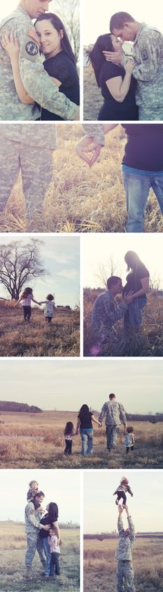 Military Pre-Deployment Family Session ©whit meza photography #army #military #deployment