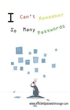 #EfficientPasswordManager is the best #password keeper for everyone to get all passwords organized in one file, even it can help generate highly encrypted passwords for you, with double protection, you only need to remember one password(password of data file), then software will handle all rest all you, Relax your brain is not a dream, but reality now, here is also 50%off+lifetime license