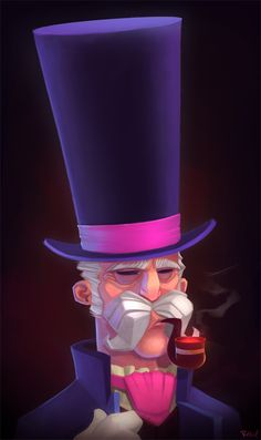 Top Hat by *frogbillgo on deviantART