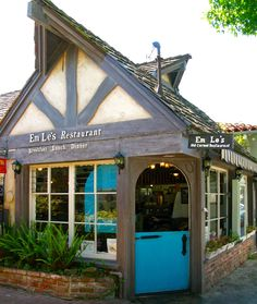 Em Le's in Carmel-by-the-Sea, California -- Famous for their French Toast