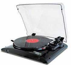 Deal of the Day: ION Profile LP Vinyl-Archiving Turntable NOW £45  LOWEST EVER PRICE