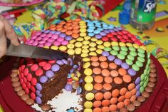 Foxitastic: Piñata-Kuchen: Nicht zum Draufhauen, aber zum Reinhauen!