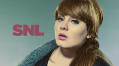 Saturday Night Live: Adele #SNL