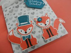 'Foxy Friends', 'Fox Builder Punch', 'Mini Treat Bag Thinlits' ,  'Snow Place', Stampin'Up! , www.stamp-ing.blogspot.nl  , Stamp-ing Rilland .