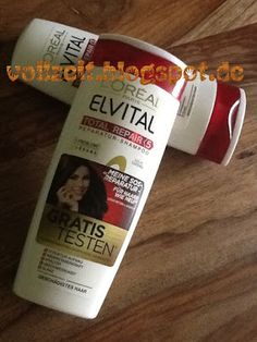 Vollzeit Produkttests: L´Oreal Elvital Total Repair 5 Shampoo Gratis Test...