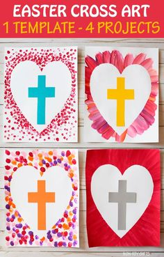 Easter Cross Art Project For Kids - Easter Sunday School Idea art projects for kids religious Easter Cross Art Project For Kids - Easter Sunday School Idea Toddler Art Projects, Easter Projects, Easter Crafts For Kids, Easter Activities, Easter Ideas, Kid Crafts, Preschool Crafts, Sunday School Projects, Sunday School Kids