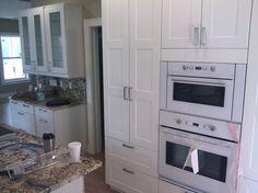 Ikea Adel White Kitchen Installed 5 Cabinet Pictures To Share, Ikea Adel  White Kitchen Installed 5 Cabinet Pix