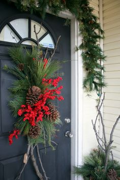 Sweet Something Designs: Christmas On The Porch