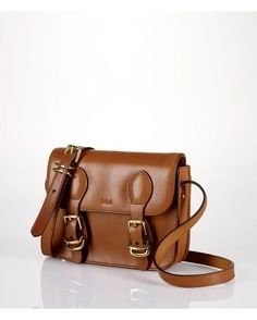 such a cute ralph lauren crossbody purse