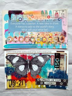 Lost Coast Post: ICAD 2015: Cards 8 - 14