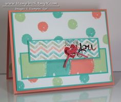 Work of Art - Stampin' Up! - Stamp WIth Amy K