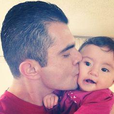 Esto es amor y no pendejadas!!! Si, estoy enamorado de mi hija.