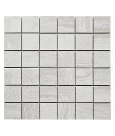 Materica Grigio Mosaic Tile | Topps Tiles
