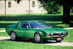 Alfa Romeo Montreal by Bertone!