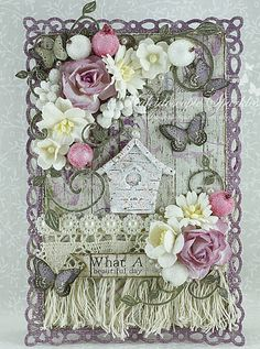 Live & Love Crafts' Inspiration and Challenge Blog: Beautiful Day