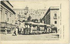 Largo da Carioca, Rio de Janeiro (1905)
