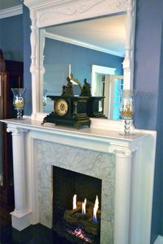 thisoldhouse.com | from Best Fireplace and Mantel Before and Afters 2013