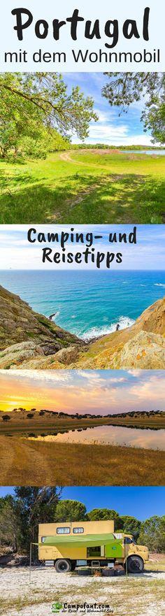 Seit fast einem Jahr sind wir nun schon in Portugal mit dem Wohnmobil unterwegs. In dieser Zeit haben wir Land & Leute sehr genau kennengelernt und geben euch in diesem Blogbeitrag unsere Camping- und Reisetipps für Portugal mit an die Hand. Wir zeigen euch, wo es noch einsame Fleckchen gibt und was ihr vor eurer Reise mit dem Wohnmobil nach Portugal wissen solltet. #portugal #reisetipps #camping #wohnmobil #campingtipps