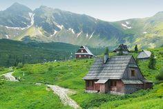 Tytuł zdjęcia: Hala Gąsienicowa. Autor: M. & P.Górniak Polish Mountains, Tatra Mountains, Plitvice Lakes National Park, Poland Travel, Hidden Places, Central Europe, Krakow, Eastern Europe, Adventure Travel