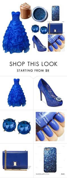"""""""Untitled #120"""" by arianagrande-765 on Polyvore featuring beauty, GUESS, Kenneth Cole, Salvatore Ferragamo and Lime Crime"""