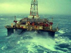 For those who have not experienced the exhilaration of life offshore.