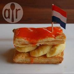 Oranje tompoes @ allrecipes.nl