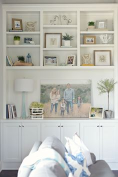 bookshelf styling | dayme walther