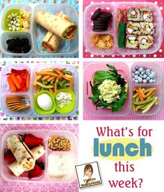 What's for lunch... and how much is too much? #projectlunchbox #easylunchboxes