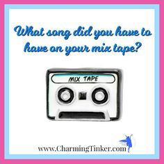 This mix tape charm takes me back to a time of neon shirts and big hair! How many times did you wait patiently to catch your favorite song on the air? #CharmingTinker #OrigamiOwl #jewelry #80s #ilovethe80s #mixtape #music