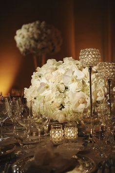 Glam Centerpiece!