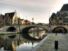 Amsterdam to Bruges