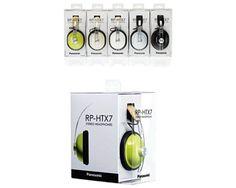 Panasonic-Headphones packaging