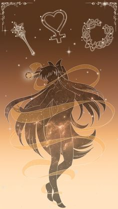 Sailor Venus Lockscreen by SMeadows.deviantart.com on @DeviantArt