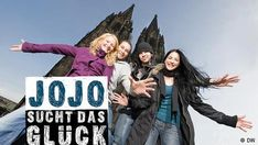 Soap opera for German students at a beginner-to-intermediate level.  It's about a Brazilian girl's transition to life in Germany after moving there.  A transcript, grammar lessons, and exercises are provided (subtitles on the videos, too, I believe, in German and English).