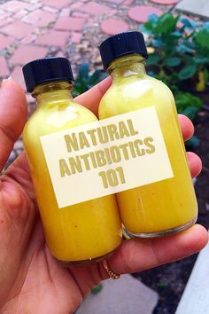 Natural Antibiotics 101 - There are many herbs that have very powerful antibiotic properties that kill bacteria and viral infections naturally and safely without toxins. This mean no opportunity for addiction. Many herbs target the immediate areas with all necessary enzymes to heal and nourish naturally.