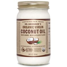 Our White Kernel Organic Virgin Coconut Oil is expeller-pressed from fresh, carefully dried coconut kernels whose brown inner skins have been removed. Versatile and delicious, with a mild aroma, White Kernel Coconut Oil can be used for stir-frying, sauces, baking and body care.