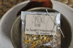 Medicinal smoking blends have been used around the world since the  beginning of plant medicine. This Thanksgiving I celebrate such a  universal form of healing to honor our American Natives that believed  plants were spirits and used each spirit individually or together for  healing, recreation, and ceremony.
