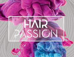 HAIR PASSION is a hair dresser in Salzburg. The aim was to design a Corporate Design with an modern and minimalistic logo. Corporate Design, New Work, Behance, Passion, Logos, Gallery, Check, Hair, Roof Rack